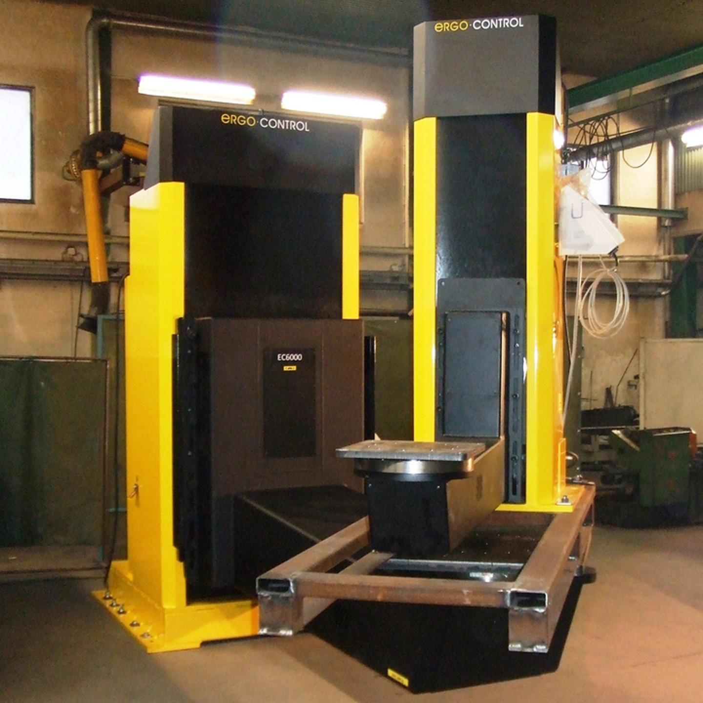 Lägesställare Ergo-Control - Arje Lifting Systems AB